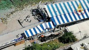 Capri, tutti a Napoli i feriti: Asl dispone supporto psicologico