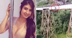 Si lancia con il bungee jumping ma non è imbracata: 25enne muore di infarto mentre precipita nel vuoto