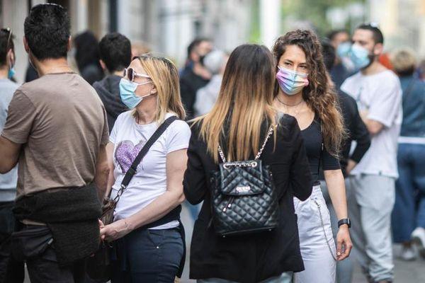 Covid in Italia, 1.772 contagi e 45 morti