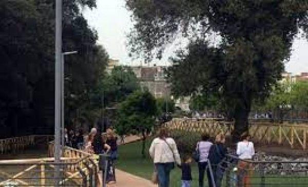 Torre Annunziata, Covid in calo, riaprono i parchi pubblici