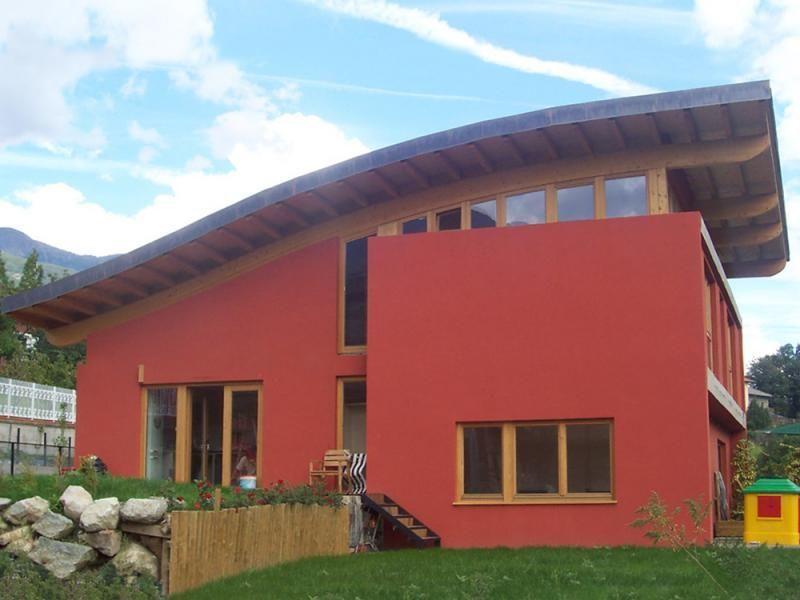 Case in legno Raro Haus Aosta