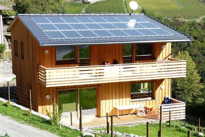 Case in legno Raro Haus Gufidaun