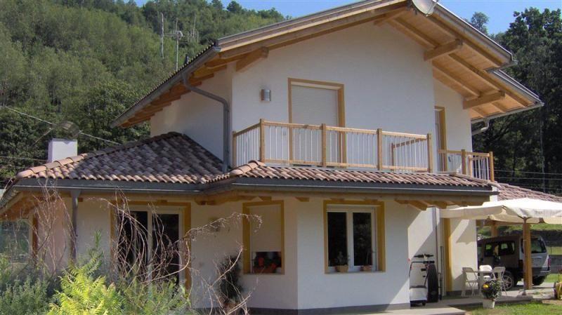 Case in legno Raro Haus Verbagna