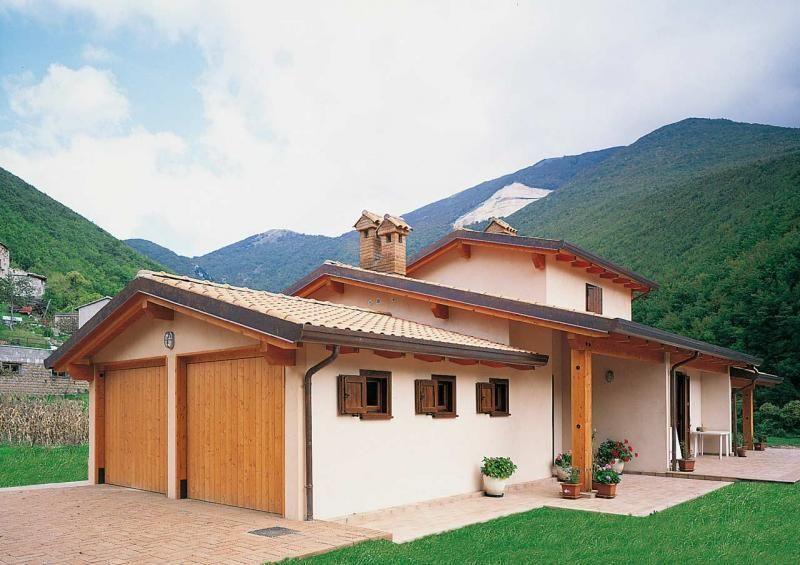 Case in legno COSTANTINI LEGNO - L.A. COST Umbria 2