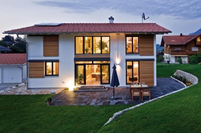 Case in legno Design Haus Italia Casa Bayrgamin