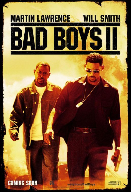 Bad Boys II 2003 720p HDTV DTS x264-C100