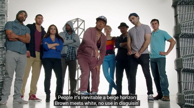 Canadian State TV Hails 'Beige Horizon' With No White People