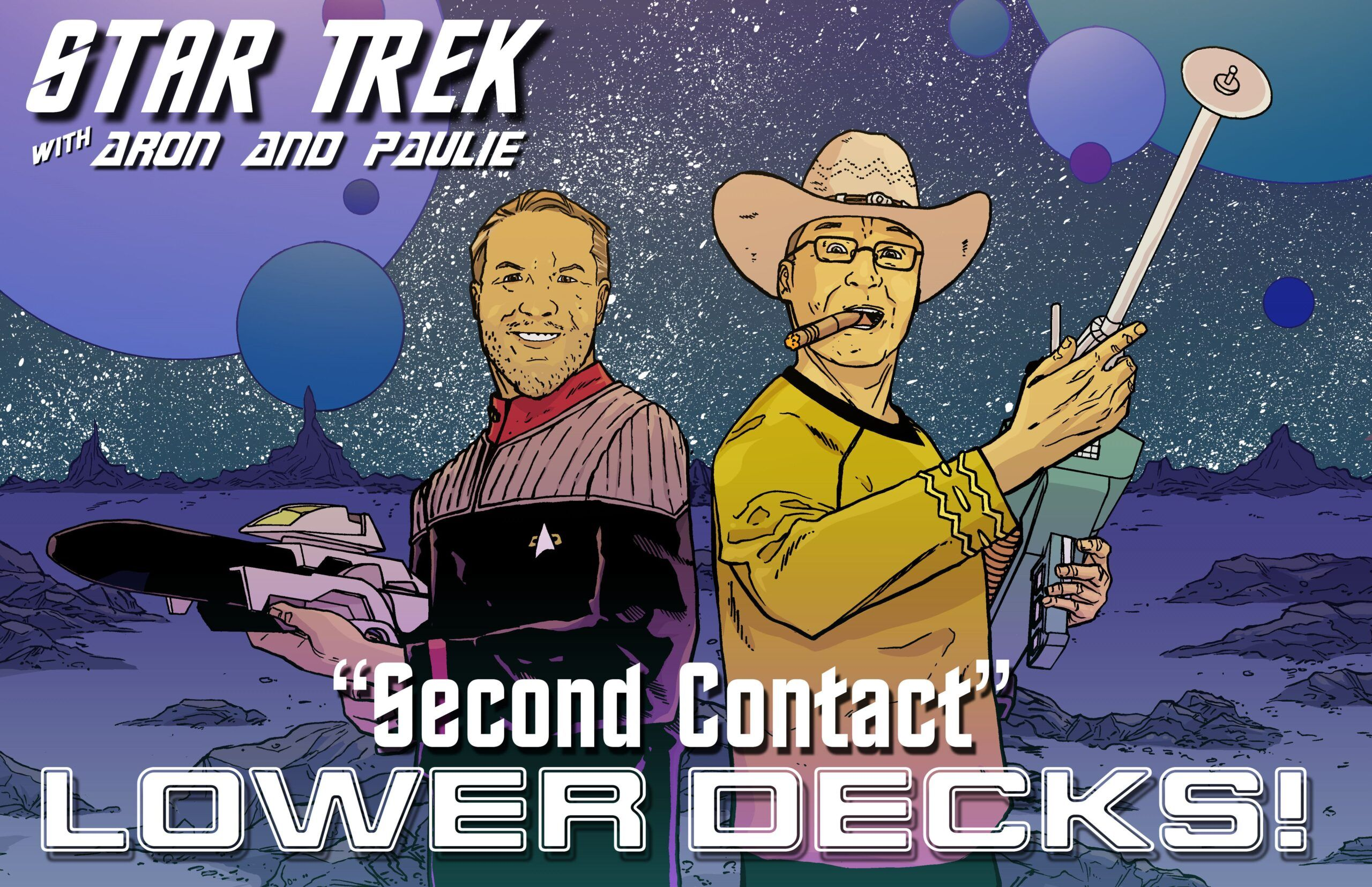 Lower Decks, Second Contact