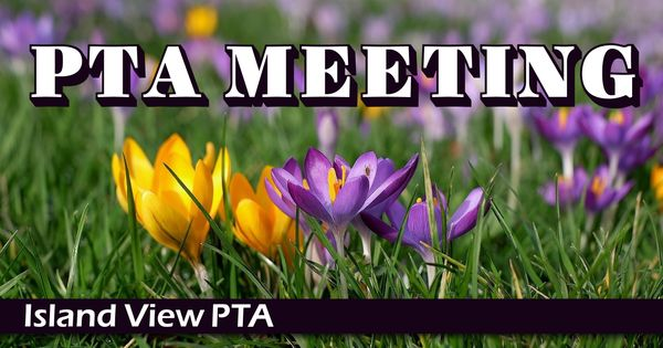 Image for January PTA Meeting