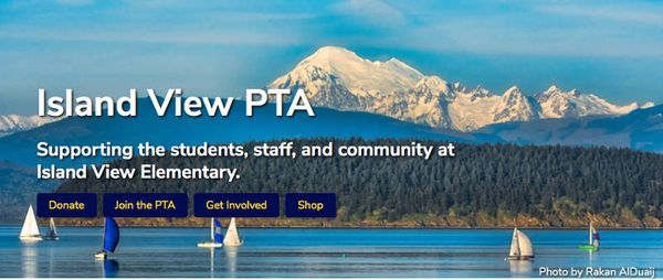Image for New PTA Website!