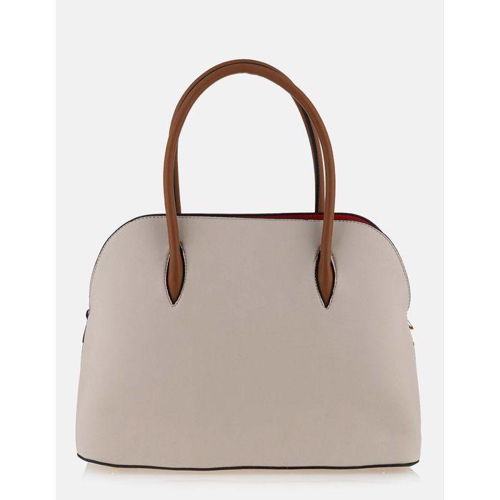 Τσάντα ώμου shopper - Μπεζ