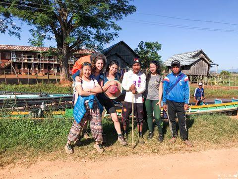 🇲🇲 緬甸 | Kalaw 健行 : 穿著球鞋,我走路去茵萊湖(三)