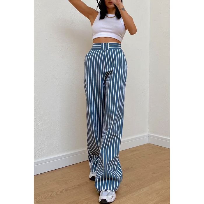 παντελόνι INGALDA BLUE - 1
