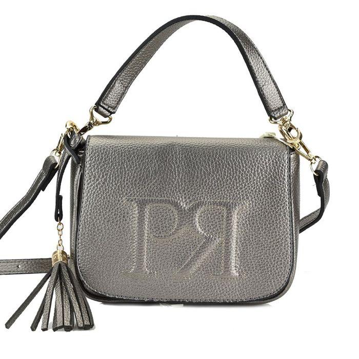Ατσαλί τσάντα χιαστή Pierro Accessories 90609