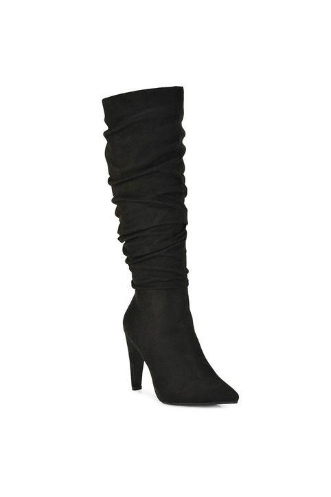 Μαύρη μπότα FR333