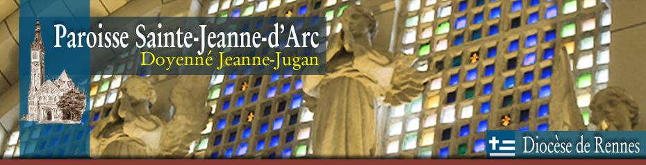 photo de Sainte Jeanne d'Arc de Rennes