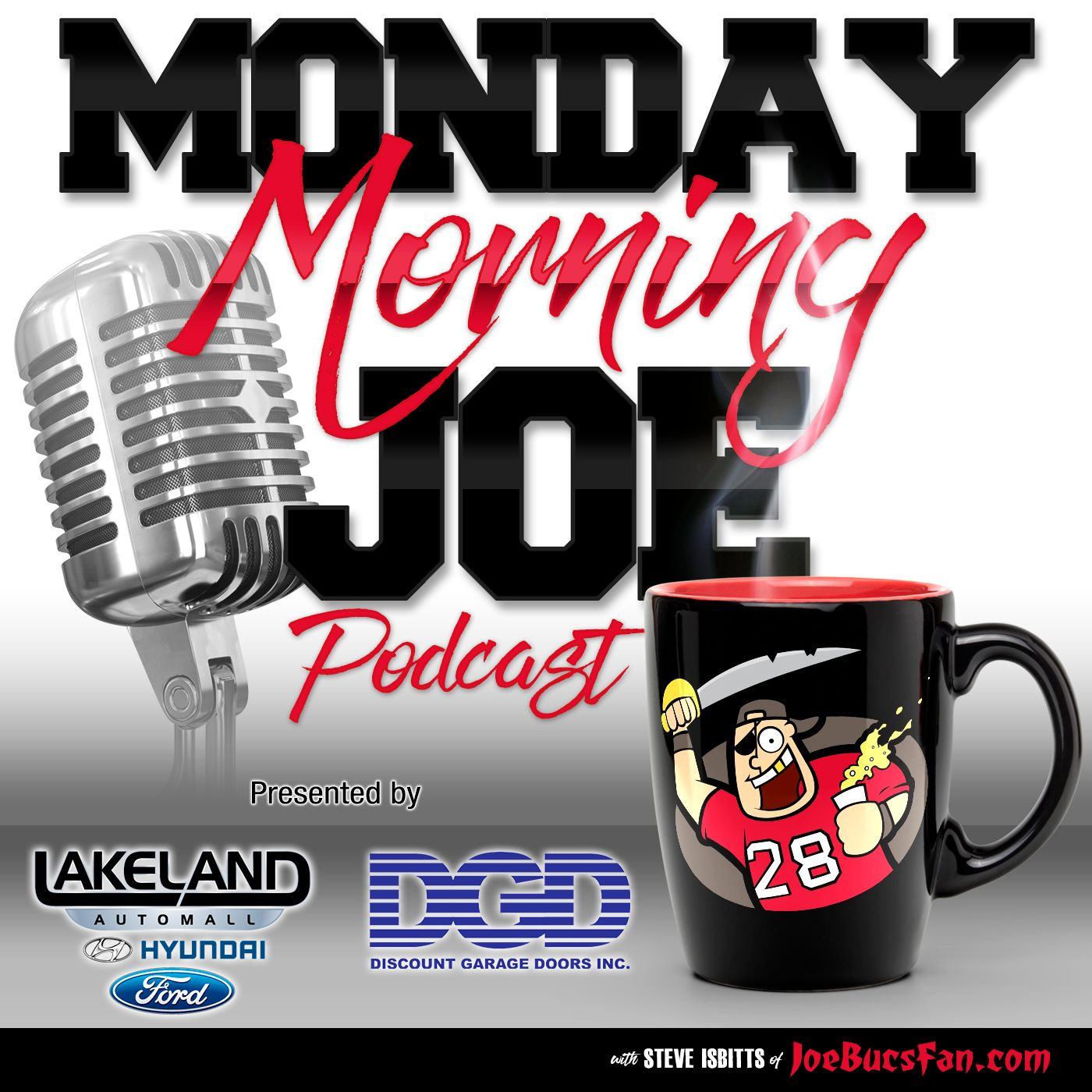 Joe Talks Jason Licht Transitions, Todd Bowles & The Draft, DeSean Jackson, Trent Brown, Tyrann Mathieu And Other Free Agents, And Much More (Wednesday Edition)