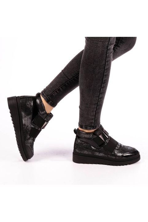 Γυναικεία Αθλητικά παπούτσια Aura μαύρα