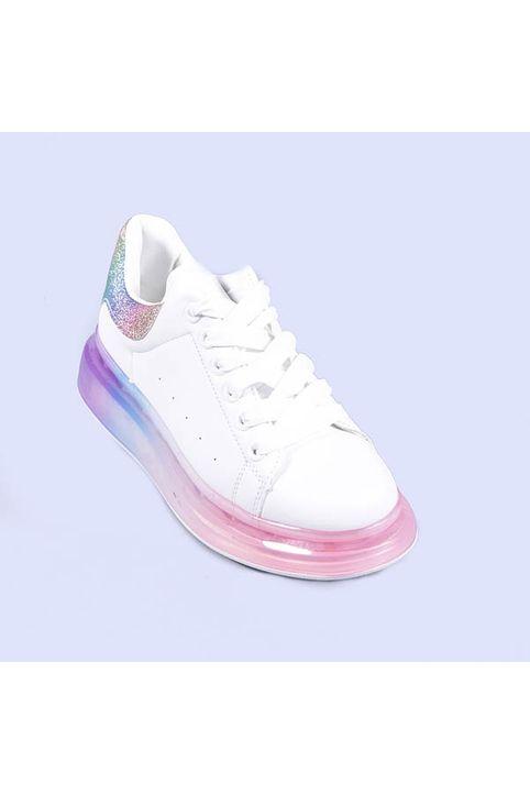 Παιδικά αθλητικά παπούτσια Clarissa πολύχρωμο