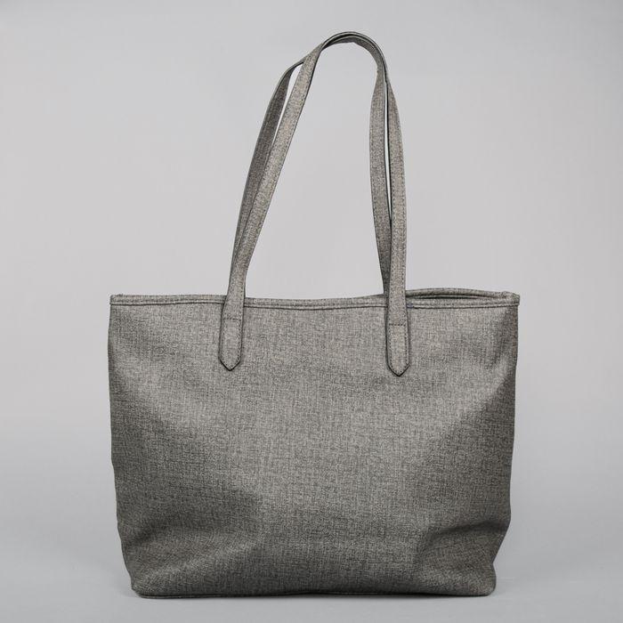Γυναικεία τσάντα Carpisa Γκρί οικολογικό δέρμα