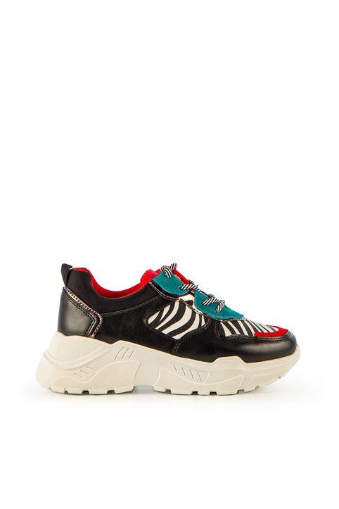 Γυναικεία αθλητικά παπούτσια Melania μαύρα