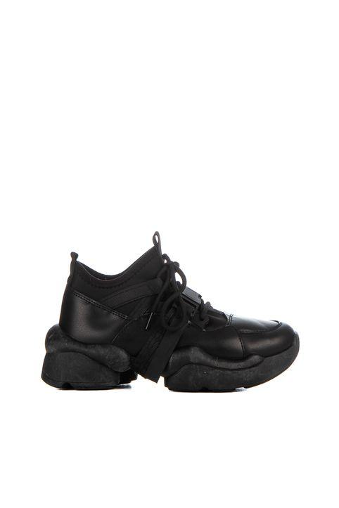 Γυναικεία αθλητικά παπούτσια Carmela μαύρα