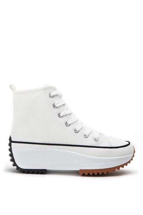 Πάνινα sneakers δίπατα