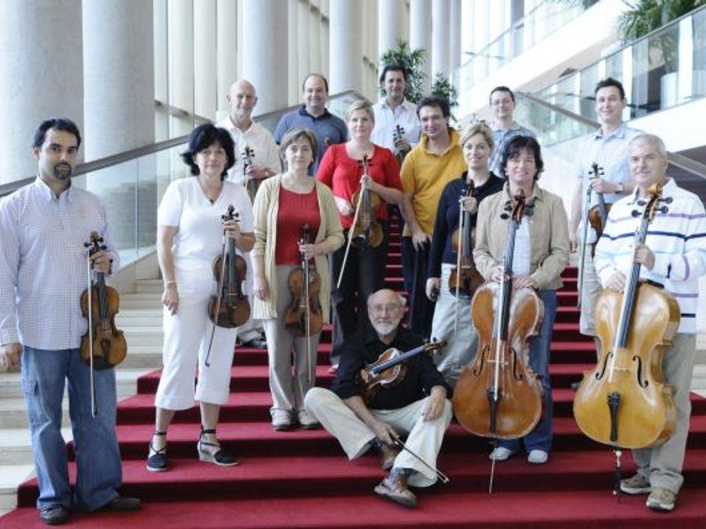 Nemzeti Filharmonikusok Grazioso Kamarazenekara
