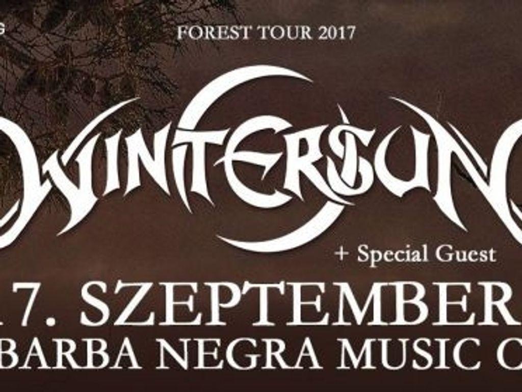 Wintersun | Forest Tour 2017