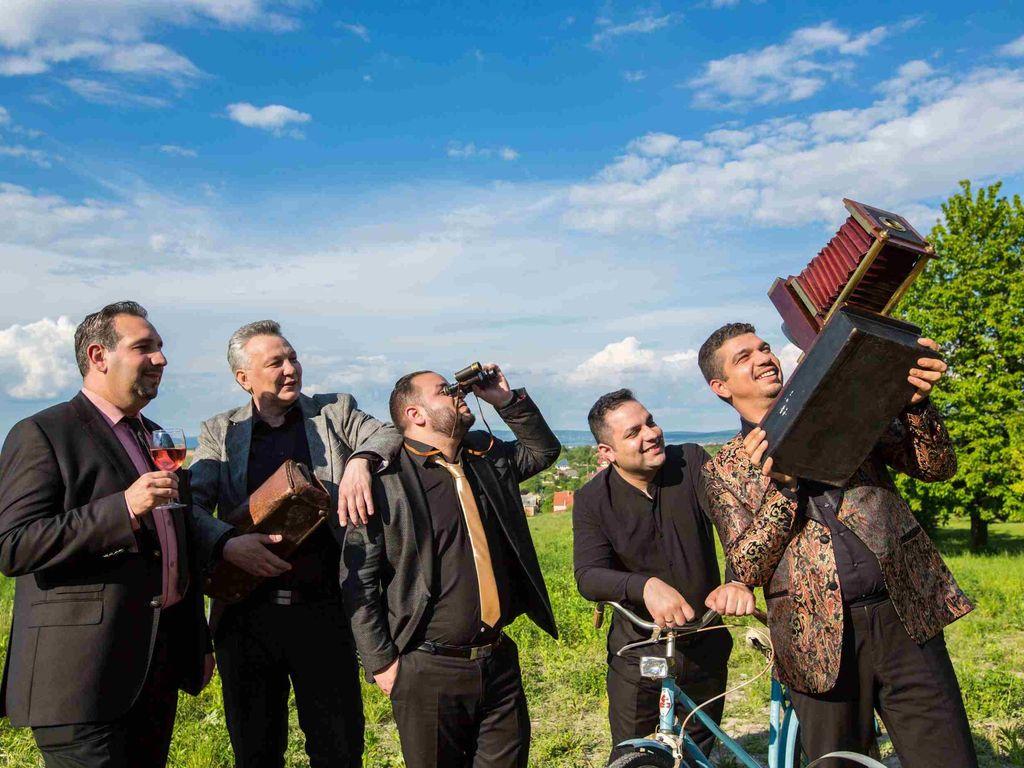 Budapest Klezmer Band és...