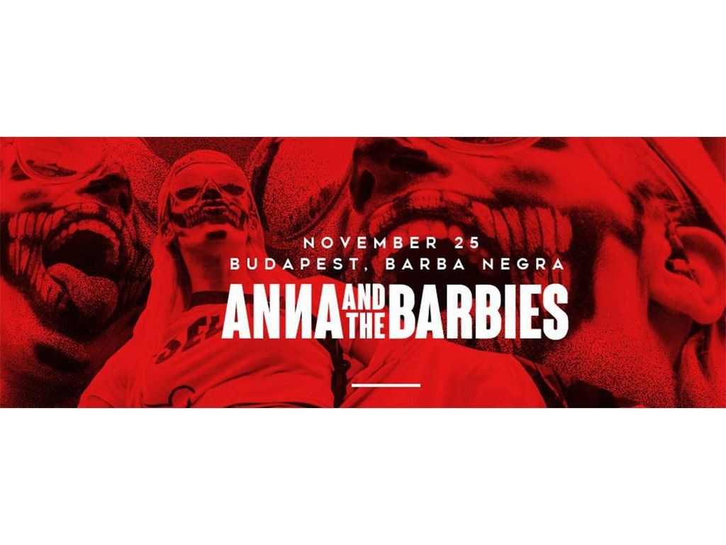 Anna and the Barbies