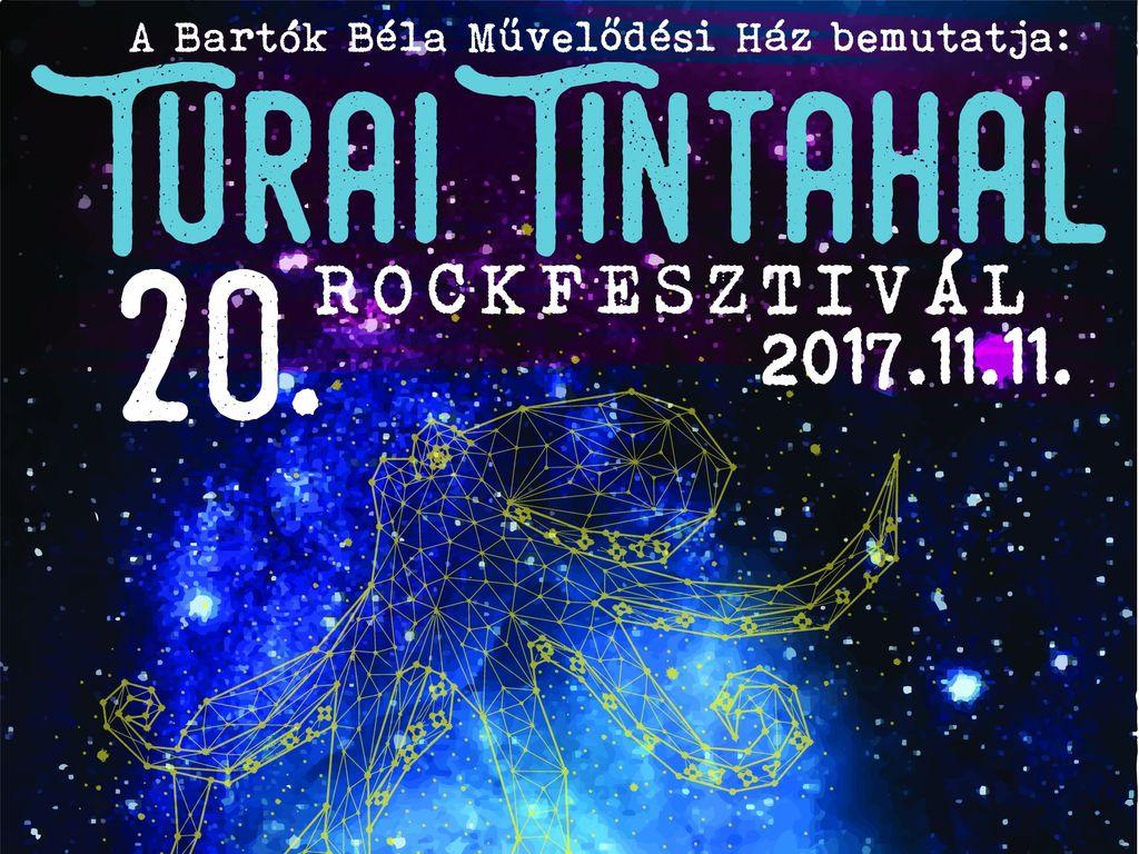 20. Tintahal Fesztivál   Tura