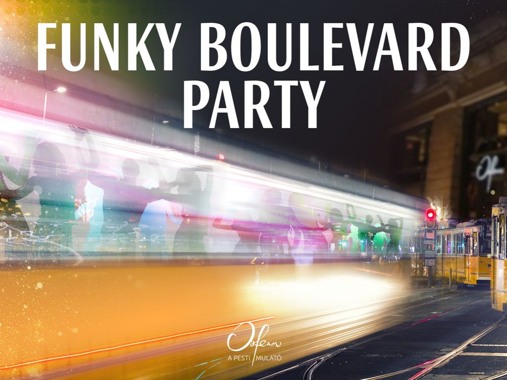 Funky Boulevard Party