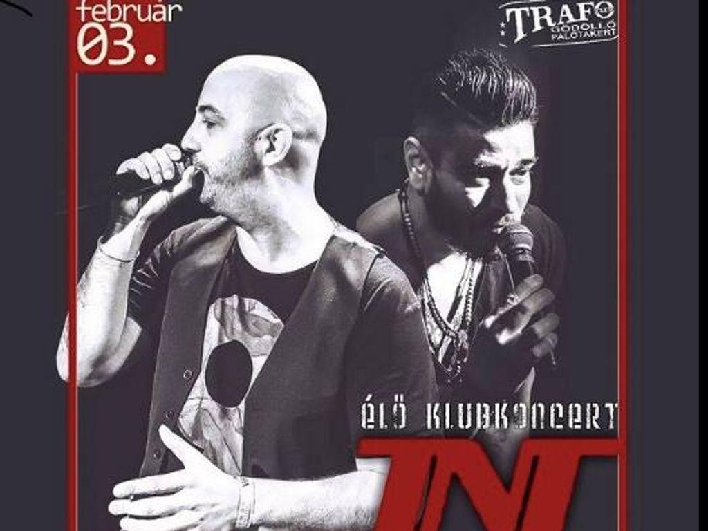 TNT klubkoncert