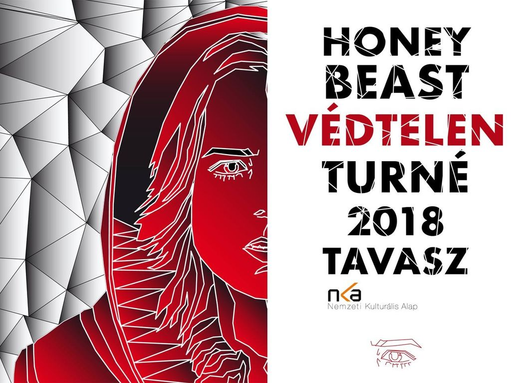 Honeybeast / Védtelen turné 2018 /