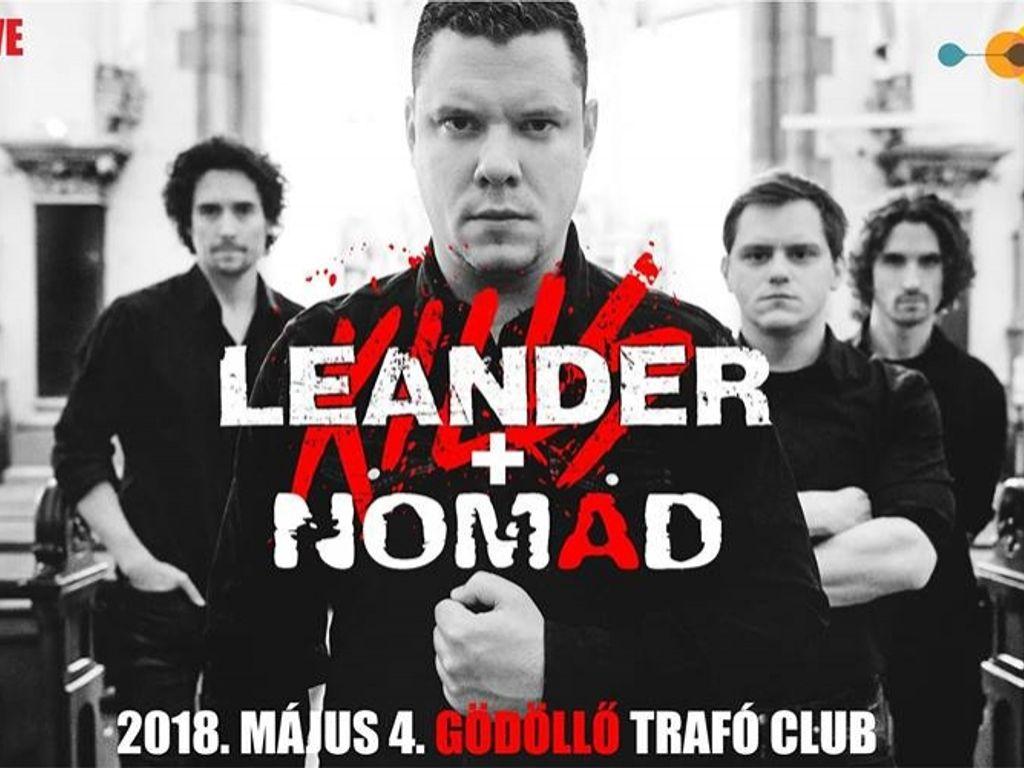 Leander Kills, Nomad