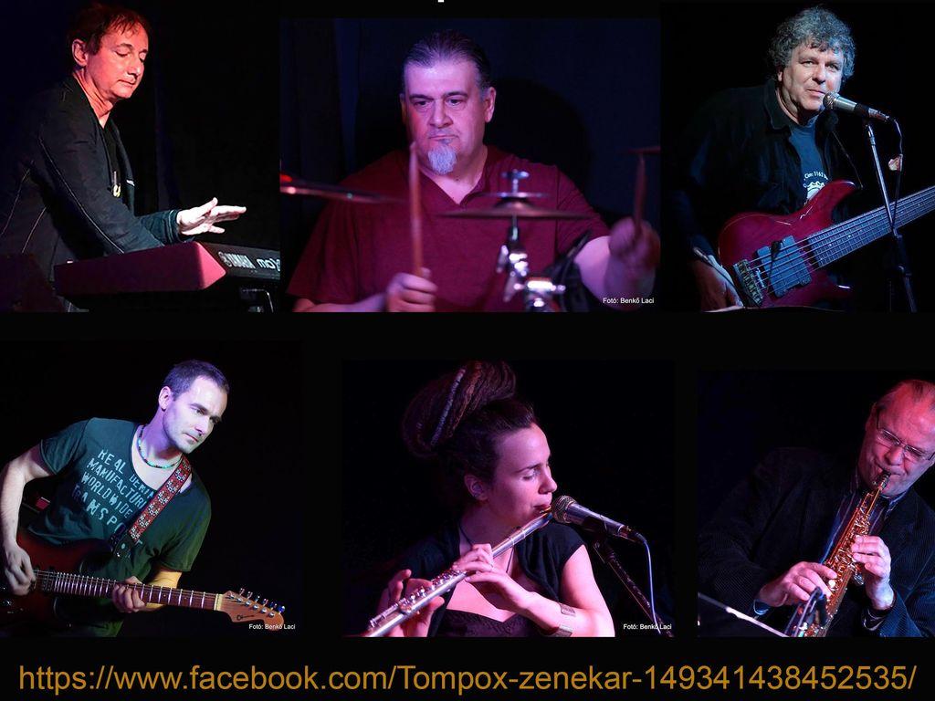 Tompox koncert