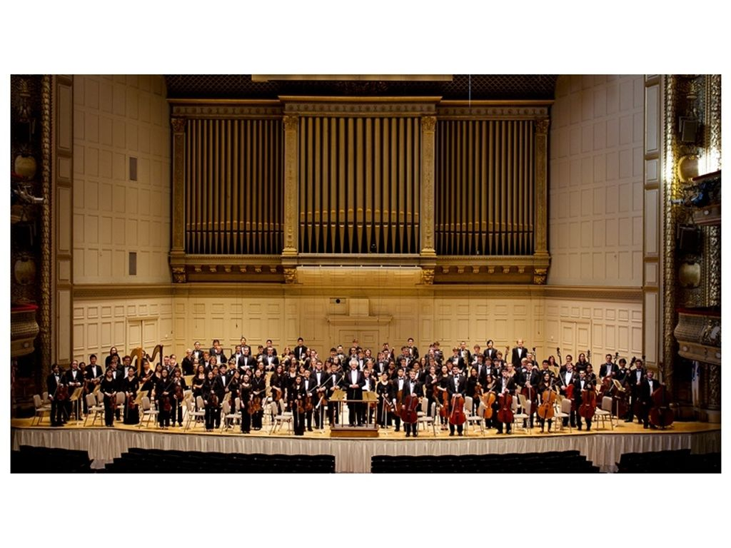 Boston Youth Philharmonic...