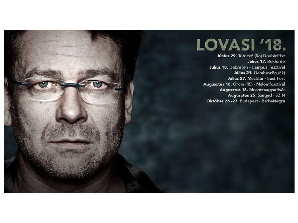 Lovasi '18 turné