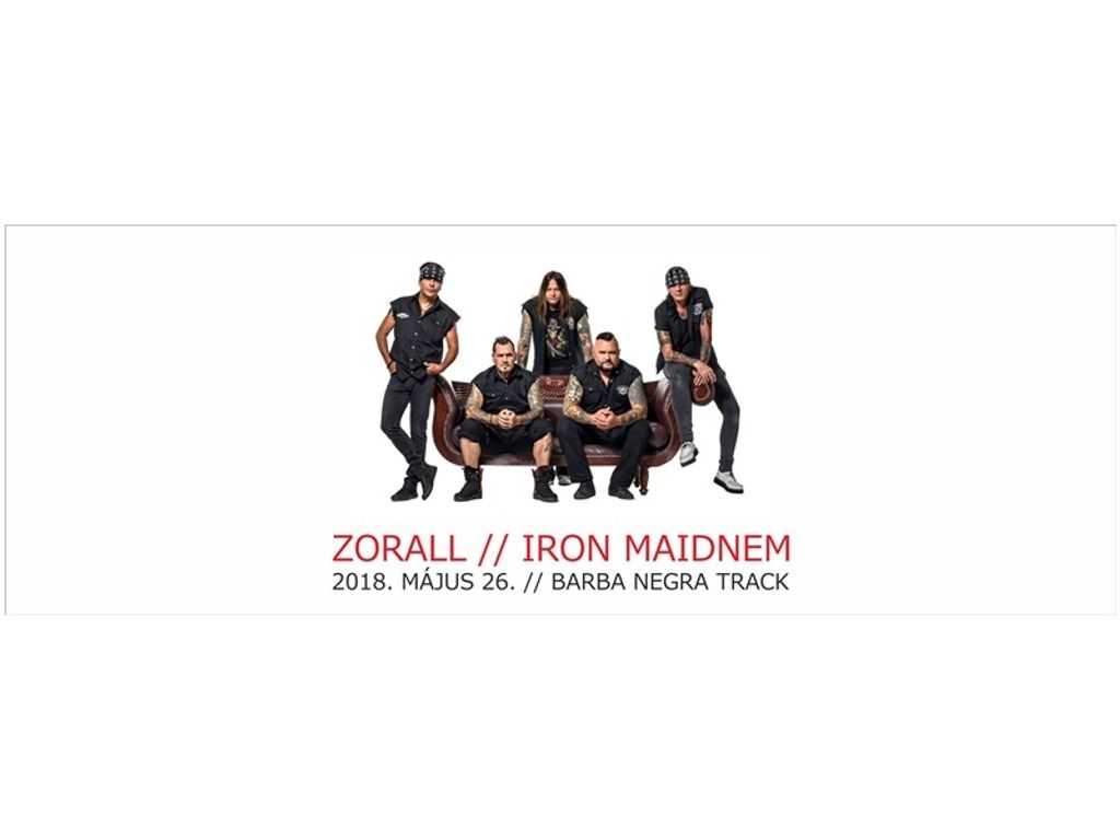 Zorall - Iron Maidnem
