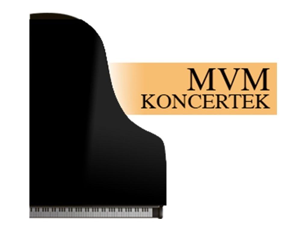 MVM Karácsonyi Koncert, Balázs János (zongora) és Vigh Andrea (hárfa) estje