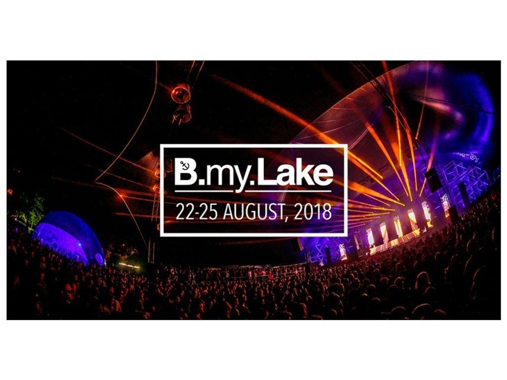 B.my.Lake Fesztivál 2018 - Bérlet