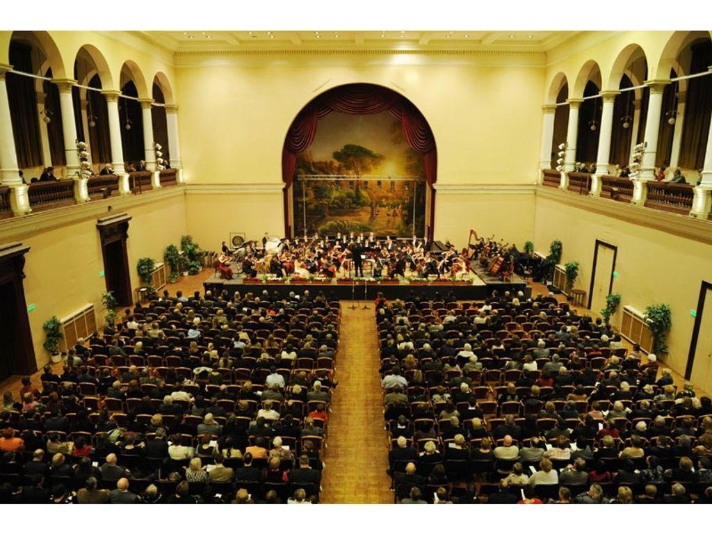 Concertino sorozat: Mozart, Weber, Bottesini, Mendelssohn