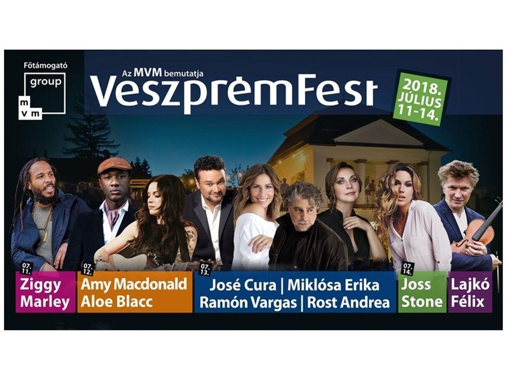 VeszprémFest 2018