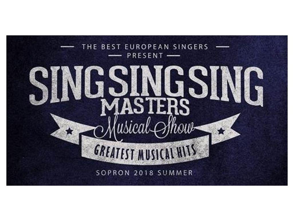 SingSingSing Masters Musical Show