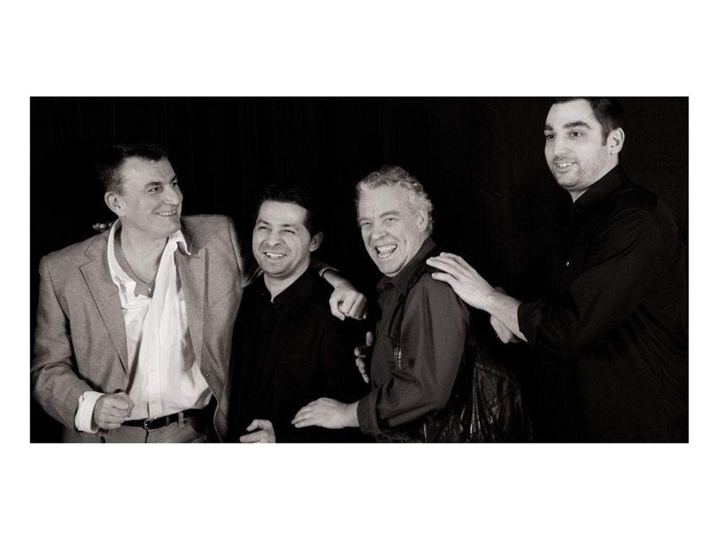 Borbély-Dresch Quartet:...