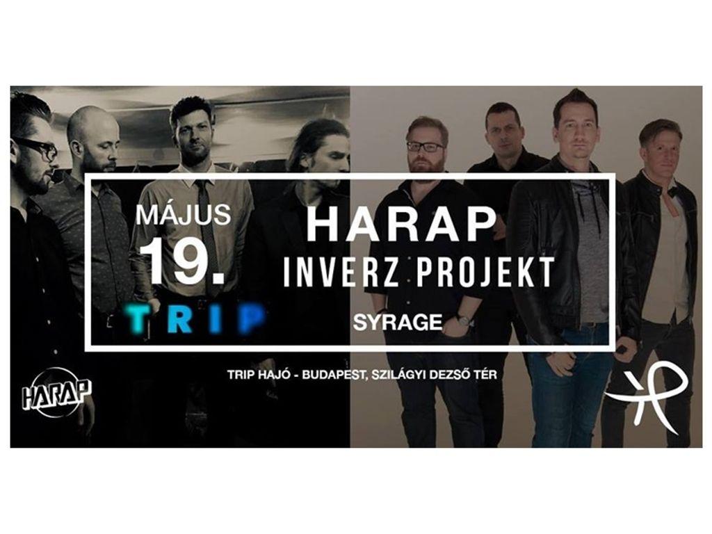Harap, Inverz Projekt, Syrage