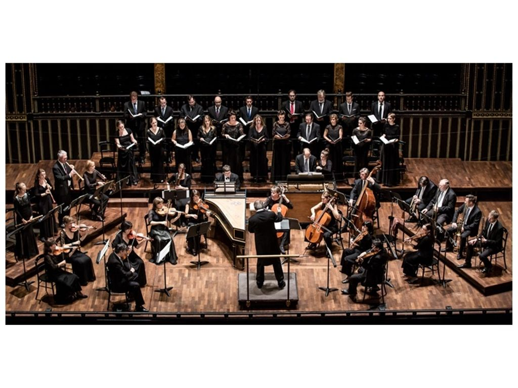 Purcell Kórus és Orfeo Zenekar - Advent és Magnificat a Tamás-templomban - Bach és Kuhnau