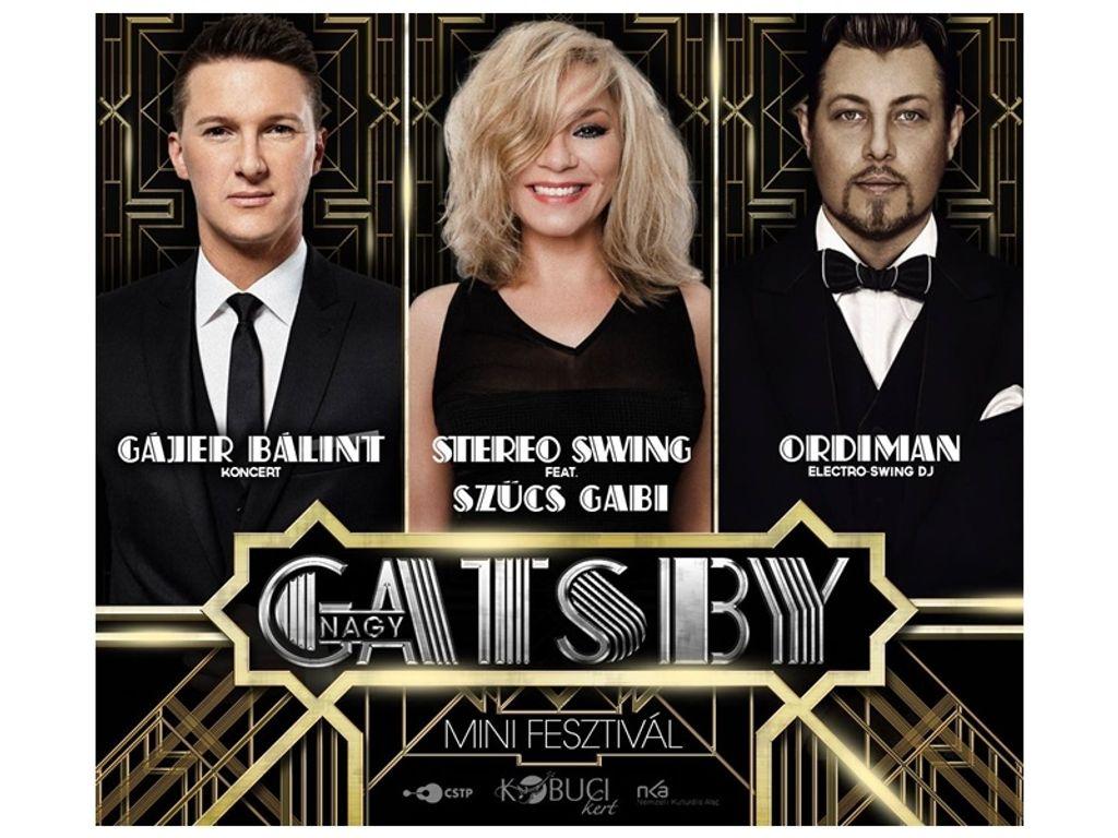 Nagy Gatsby minifesztivál