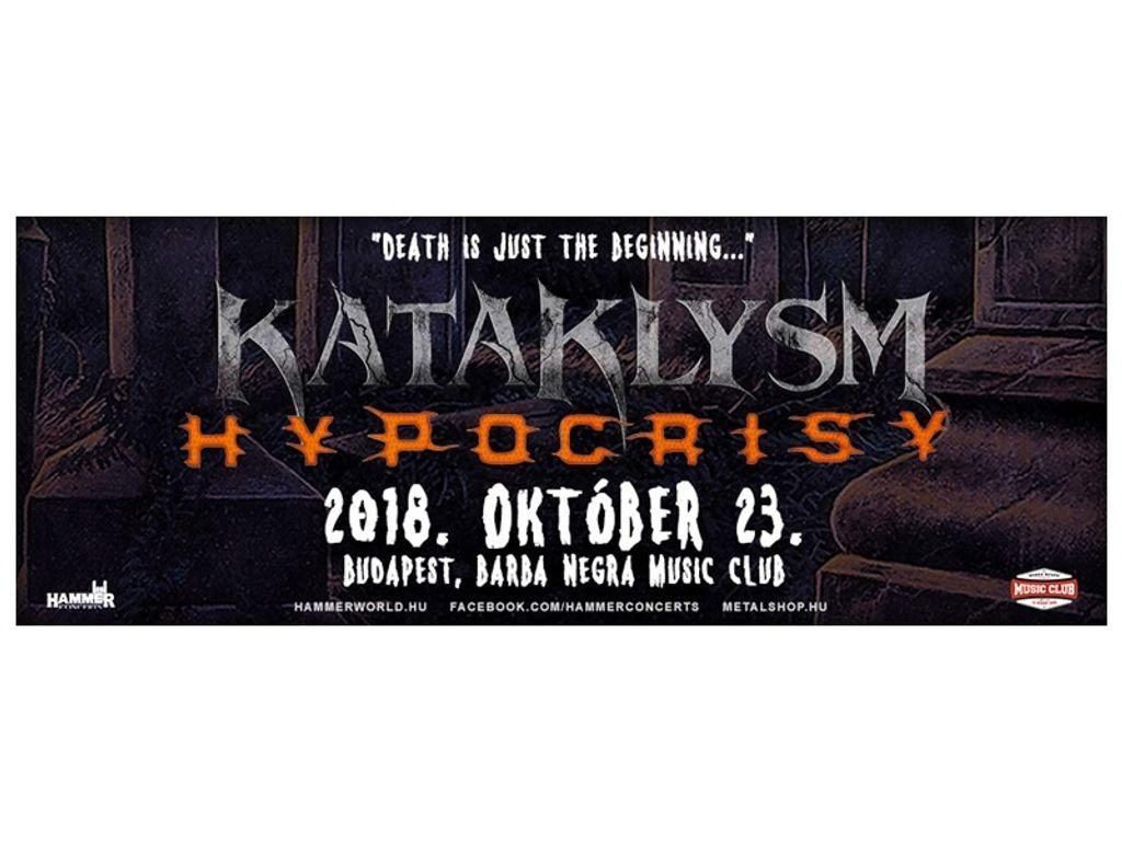 Kataklysm / Hypocrisy
